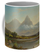 Lake Lauerz Coffee Mug
