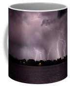 Lake Lightning 2 Coffee Mug