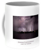 Lake Lightning 2 Poster Coffee Mug