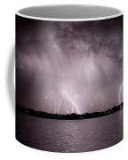 Lake Lightning Coffee Mug