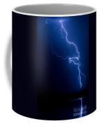 Lake Lightning Strike Coffee Mug