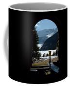 Lake Louise Inside View Coffee Mug
