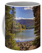 Lake Mary Forest Star Coffee Mug