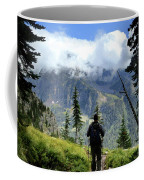 Lake Mcdonald From Mt Brown - Glacier National Park Coffee Mug