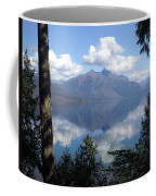 Lake Mcdonald Glacier National Park Coffee Mug