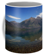 Lake Mcdonald Reflection Glacier National Park 2 Coffee Mug