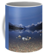 Lake Mcdonald Rocks Coffee Mug