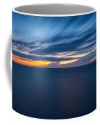 Lake Michigan Long Exposure  Coffee Mug