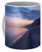 Lake Michigan Morning 2 Coffee Mug