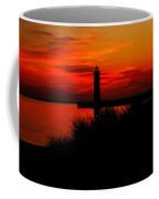 Lake Michigan Summer Night Coffee Mug