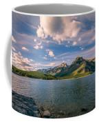 Lake Minnewanka Banff II Coffee Mug
