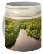 Lake Mohegan, Fairfield, Connecticut Coffee Mug