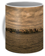 Lake Monona Skyline Coffee Mug