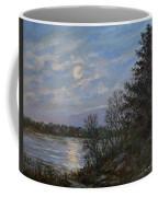Lake Moonrise Coffee Mug