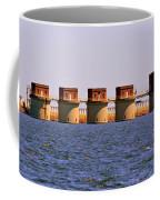 Lake Murray S C 2 Coffee Mug