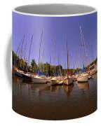 Lake Murray S C Marina Coffee Mug