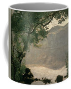 Lake Nemi Coffee Mug