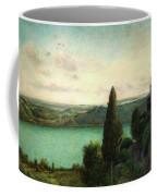Lake Nemi Coffee Mug