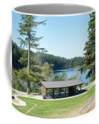 Lake Padden Picnic Shelter Coffee Mug
