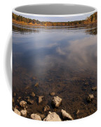 Lake Pomme De Terre In October Coffee Mug