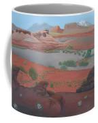 Lake Powell At Farley Canyon Coffee Mug