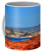 Lake Powell Utah Coffee Mug