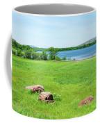 Lake Quanah Parker -  Wichita Mountains - Oklahoma Coffee Mug
