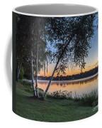 Lake Quannapowitt At Sunset Coffee Mug