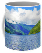 Lake Quinault Washington Coffee Mug