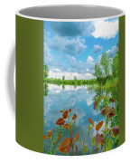 Lake Reflection Coffee Mug