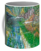 Lake Reflections Coffee Mug