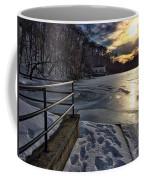 Lake Roland Sunset Coffee Mug