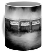 Lake Shelbyville Dam Coffee Mug