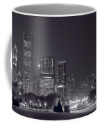 Lake Shore Drive Chicago B And W Coffee Mug