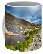 Lake Summit Tundra Path Coffee Mug