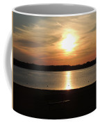 Lake Sunset-midrange Coffee Mug