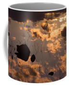 Lake Sunset Reflections Coffee Mug