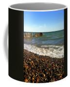 Lake Superior At Whitefish Point Coffee Mug