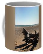 Lake Superior Driftwood Coffee Mug
