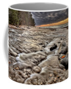 Lake Superior Northern Michigan  Coffee Mug