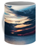 Lake Superior Sunset Coffee Mug