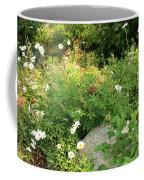 Lake Tahoe Flower Garden Coffee Mug