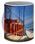 Lake Tahoe Low Water Coffee Mug