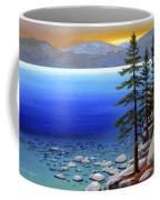 Lake Tahoe Sunrise Coffee Mug