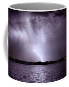 Lake Thunderstorm Coffee Mug