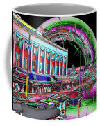 Lake Union Rainbow Coffee Mug