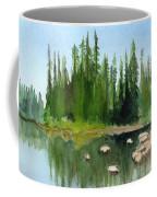 Lake View 1 Coffee Mug