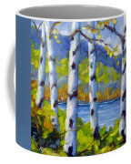 Lake View Coffee Mug