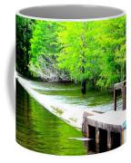 Lake Waccamaw Dam Coffee Mug