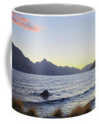 Lake Wakatipu At Sunset Coffee Mug